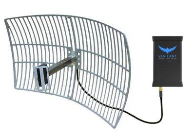 ADVANCED LONG RANGE – COMPACT UNIT WITH PARABOLIC ANTENNA (LRP-2)